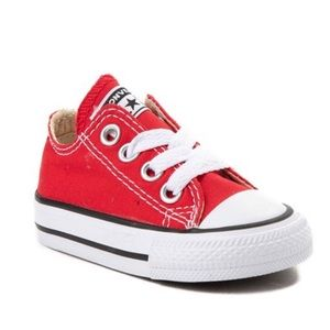 Converse Chuck Taylor All Star Low Top Toddler 3